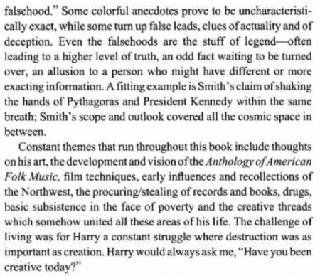 Harry lavander distinctive voices