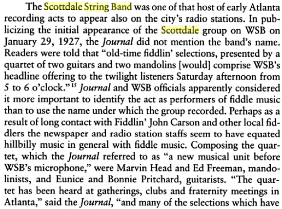 Scottdale String Band | Old Time Party