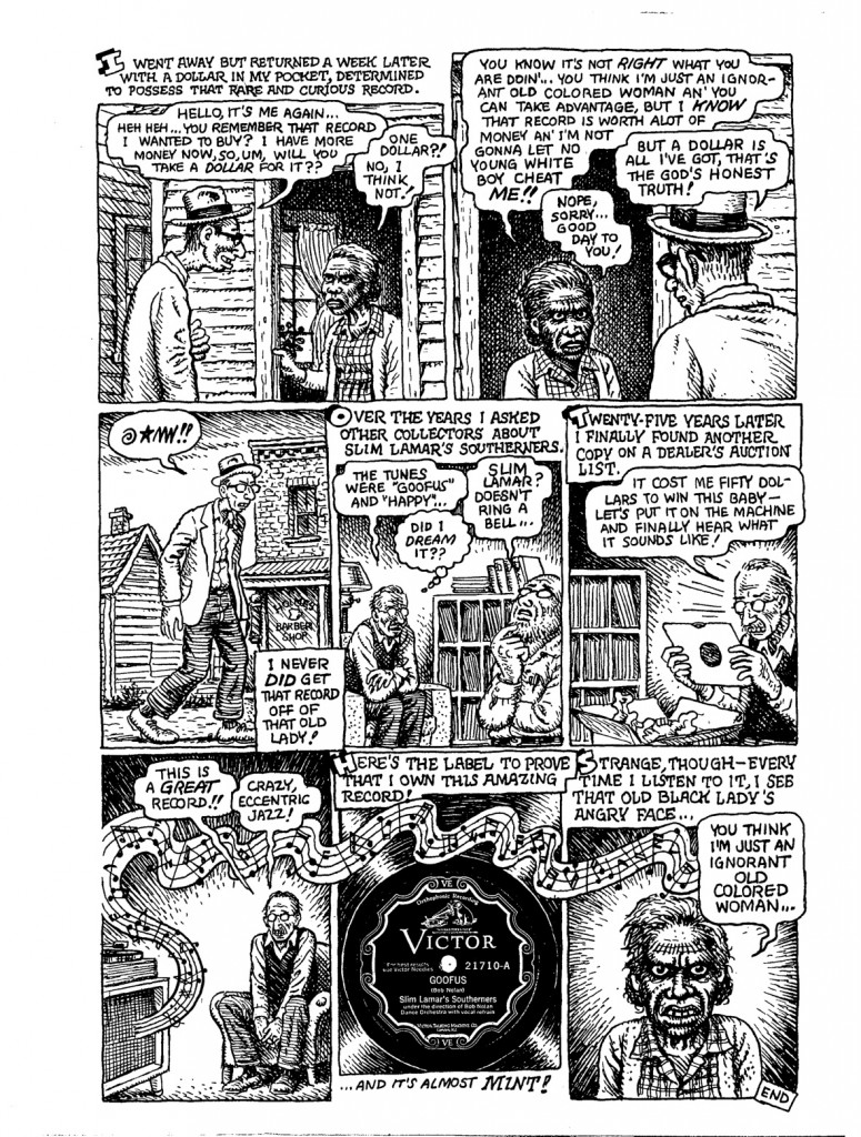 Robert Crumb Old Time Party