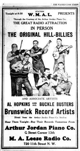 hillbillies poster