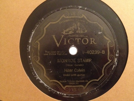 Remembering Hiter Colvin Who Recorded Monroe Stomp Stamp